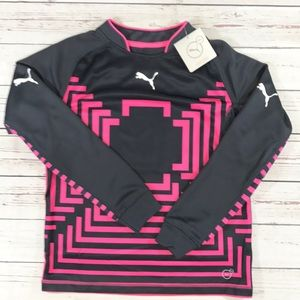 Puma dry cell Statement shirt size Youth Medium